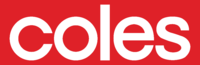 Coles logo red